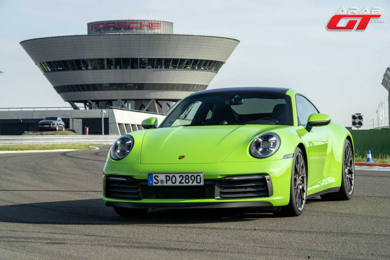 2020 Porsche_Carrera 911