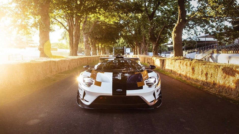 NEW Ford GT MkII