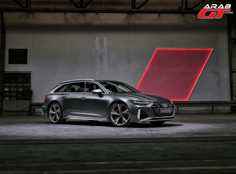سيارة اودي RS6 افانت