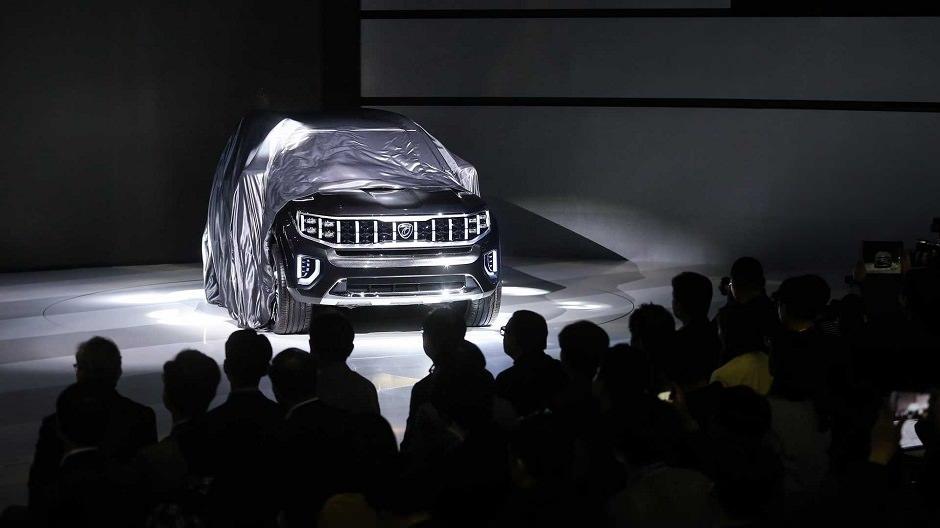 سيارة موهافي 2020