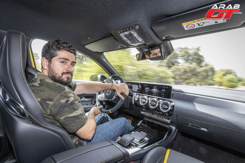 صور مرسيدس A45 AMG 2020