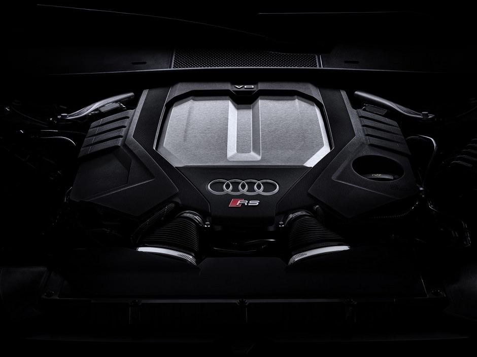 محرك اودي RS 2020