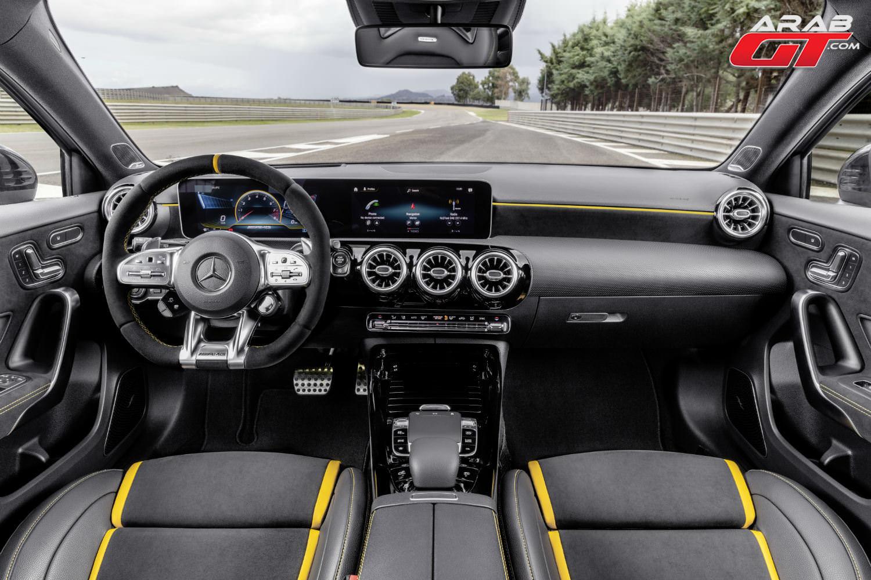 مرسيدس A45 S AMG 2020