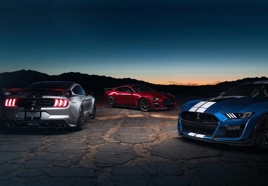 سيارات موستنج الجديدة