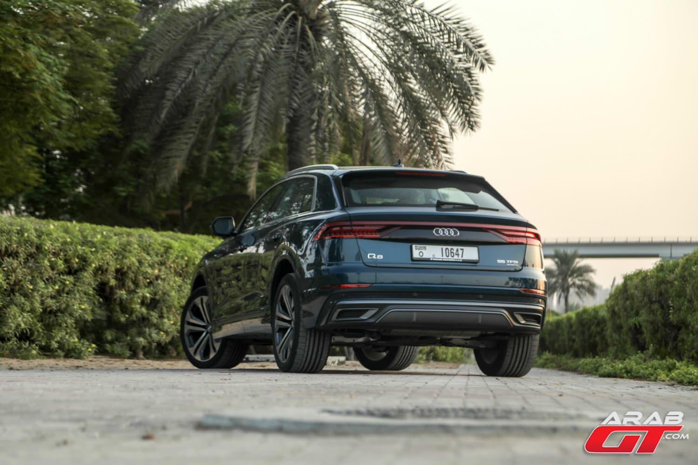 سيارة اودي q8 2020 الجديدة