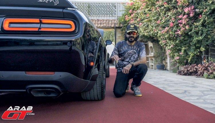 سيارة تشالنجر srt 2019