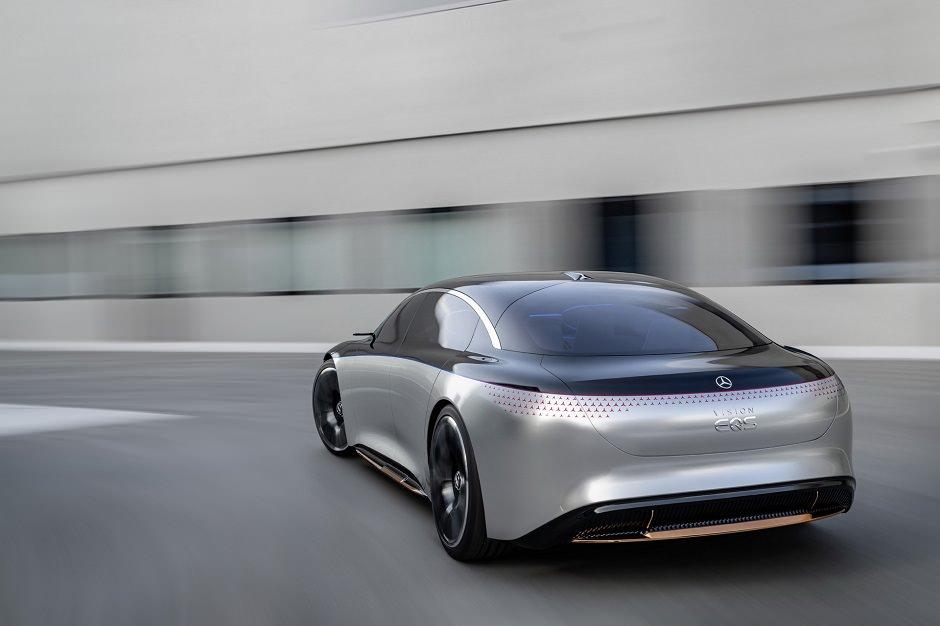 سيارة كهربائية المانية