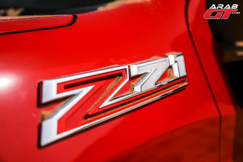 سيلفرادو Z71 2020