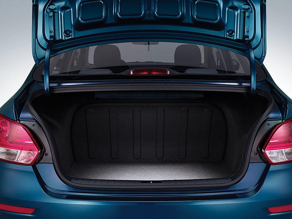 صندوق سيارة كيا بيجاس 2020