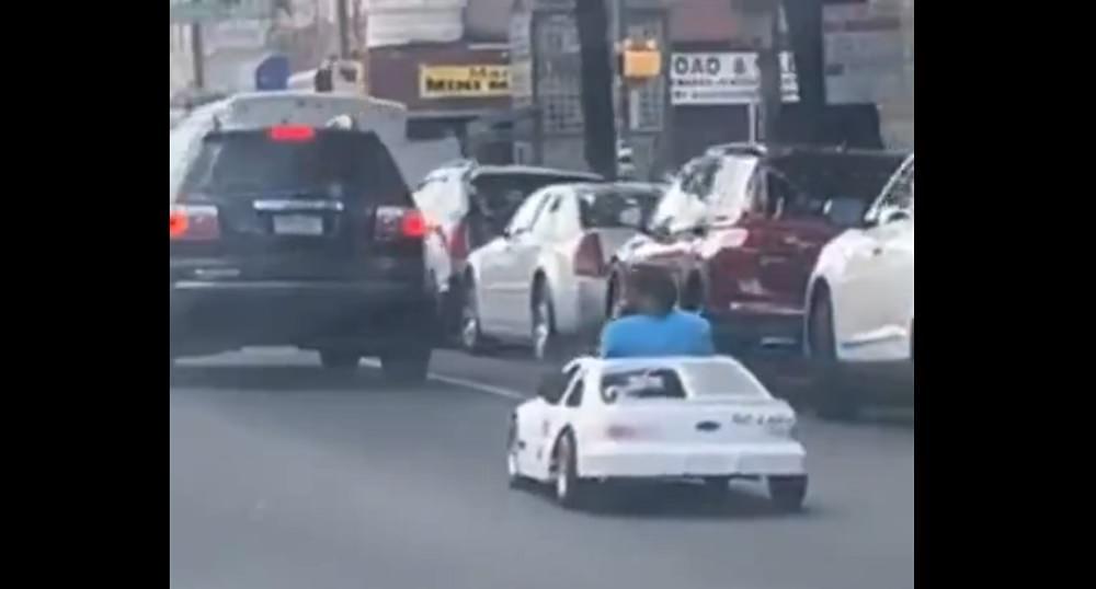 فيديو سيارات اطفال