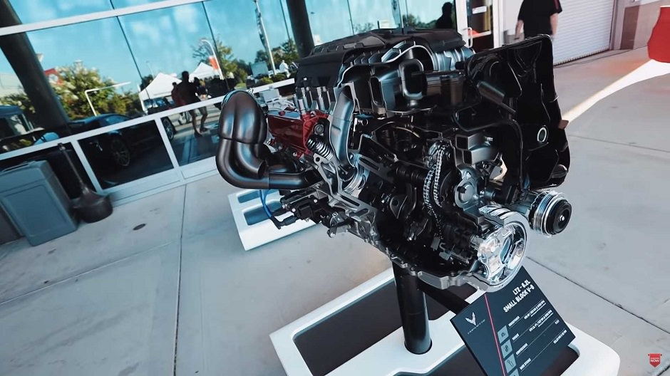 محرك كورفيت 2020