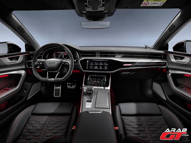 مقود اودي RS7 2020