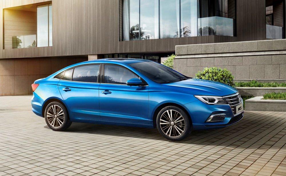 سيارات ام جي 5 الجديدة كلي ا تصل إلى منطقة الشرق الأوسط Arabgt