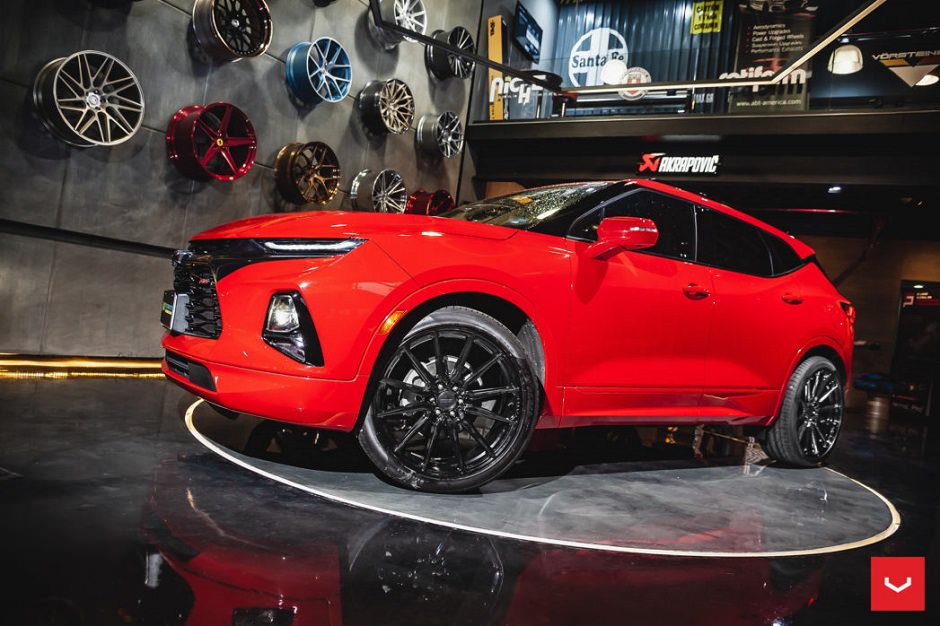 بليزر RS 2019 معدلة