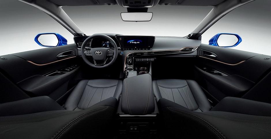 تويوتا ميراي 2021 الاختبارية ترسم مستقبل سيارات هيدروجينية جديدة