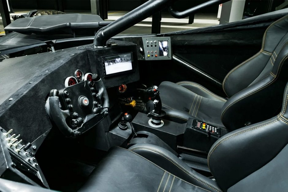 داخلية سيارة باتموبيل جديدة