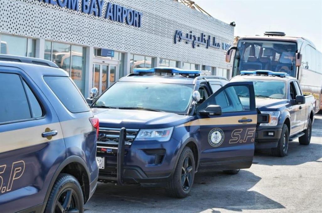 سيارات شرطة نيوم