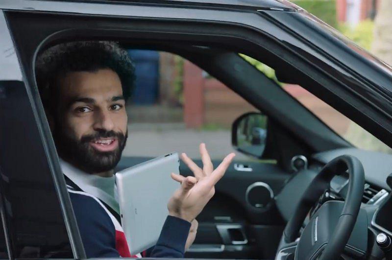سيارات لاعبي كرة القدم- محمد صلاح