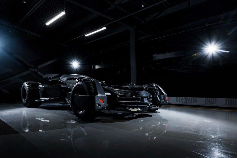 سيارة باتمان جديدة