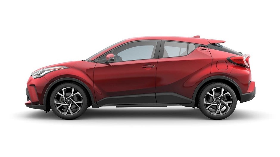 سيارة تويوتا chr 2020