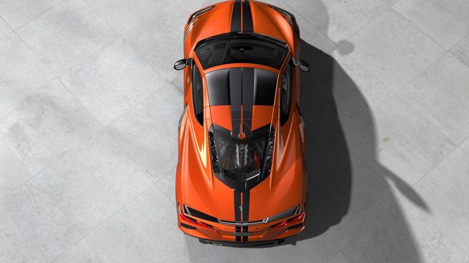 سيارة كورفيت فل اوبشن 2020