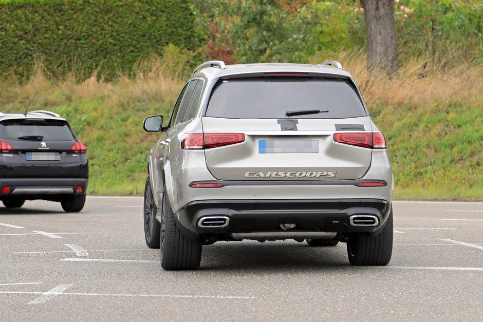 سيارة مايباخ SUV 2021