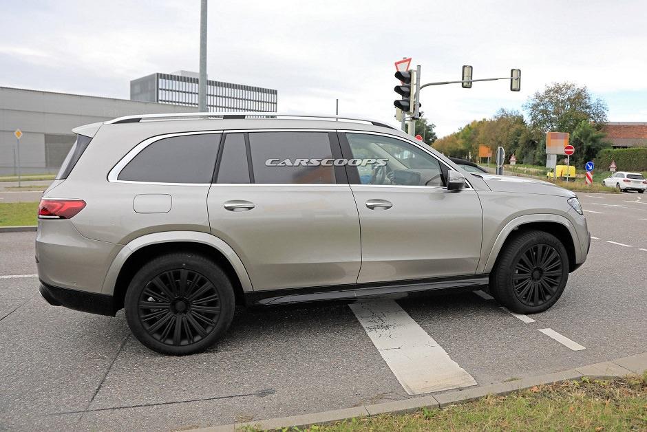 سيارة مرسيدس مايباخ GLS