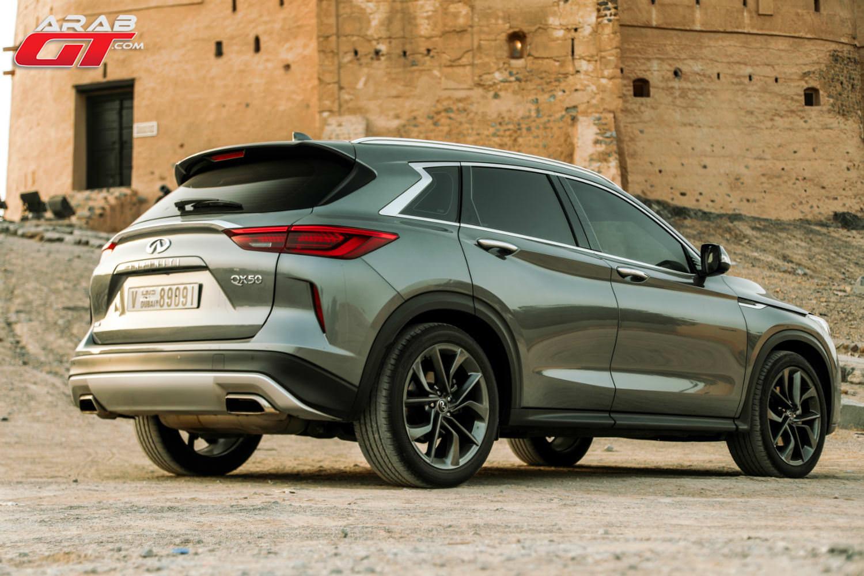 صور سيارة انفينيتي QX50 2020