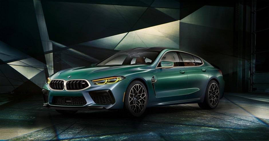 BMW M8 جران كوبيه 2020