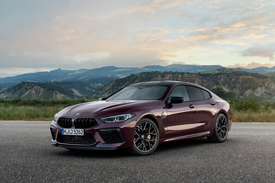 BMW M8 جران كوبيه Competition 2020