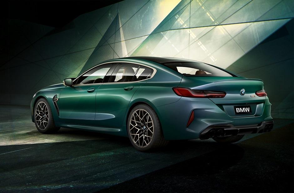 BMW M8 جران كوبيه