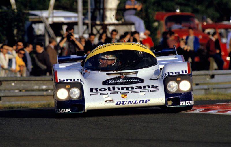 بورش 956 سيارات سباق