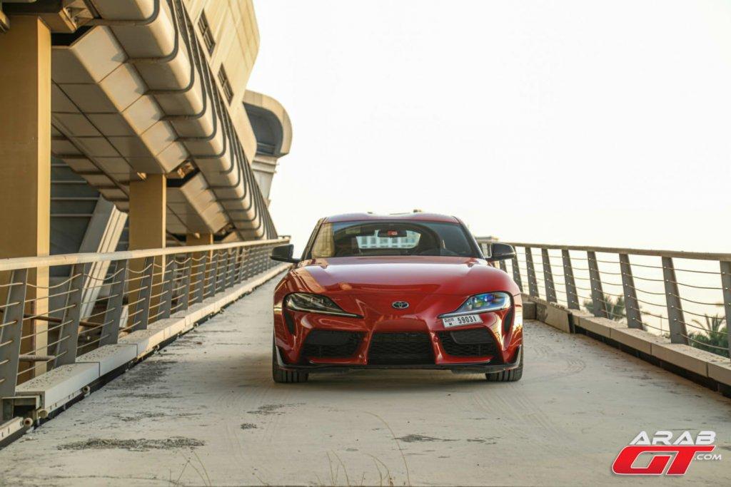 سيارة تويوتا سوبرا موديل 2020