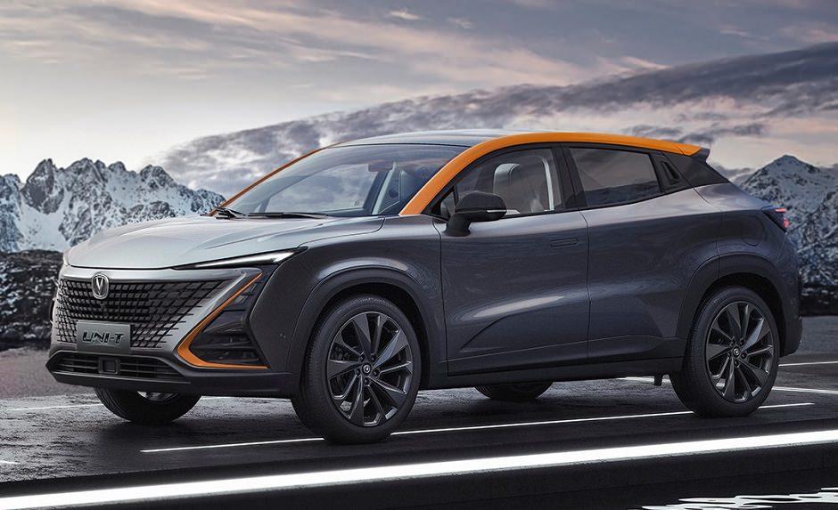 شانجان يوني تي سيارة كروس أوفر صينية جديدة تعلن استعدادها لقهر الكوريين Arabgt