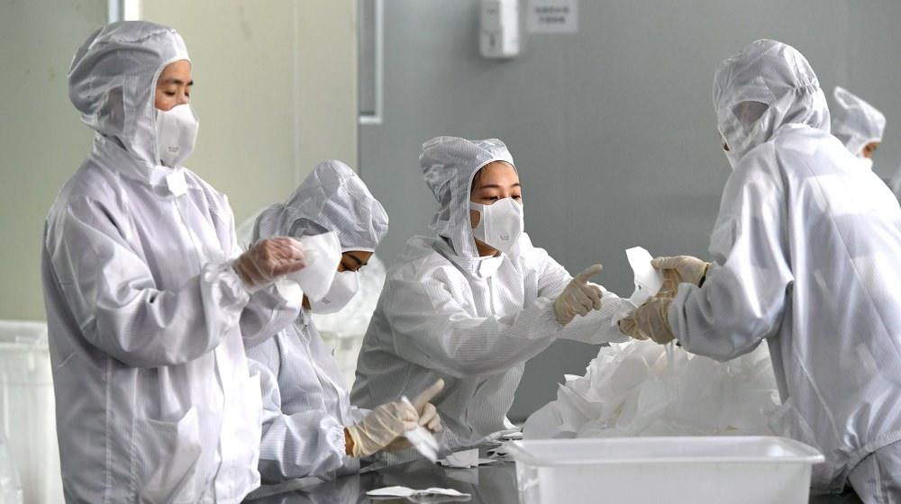 منع السيارات في الصين لوقف انتشار فيروس كورونا