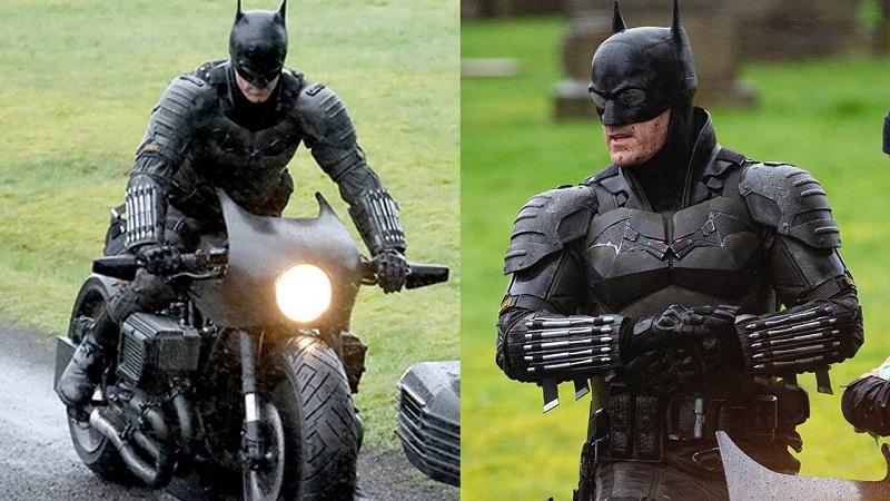 هل هذه دراجة باتمان الجديدة؟