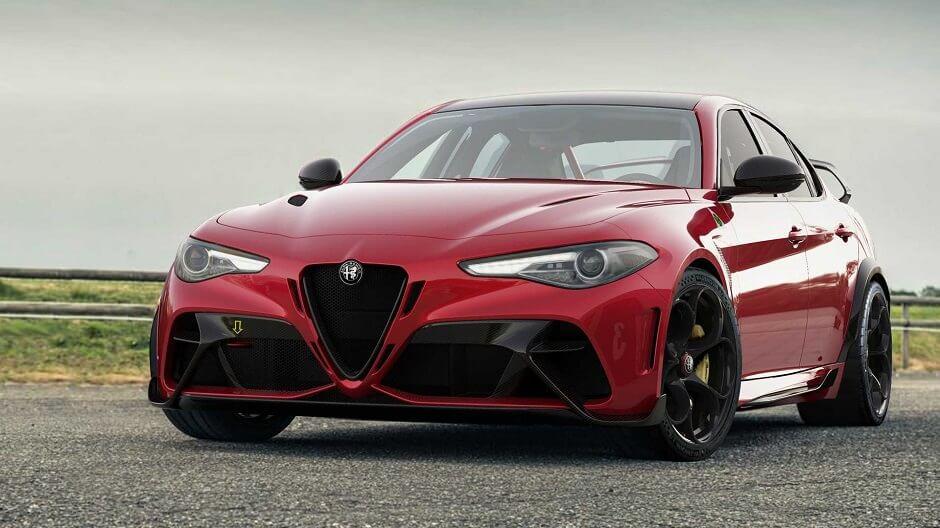 الفا روميو جوليا GTA 2021 ترفع التحدي في وجه AMG و M Power | عرب جي تي