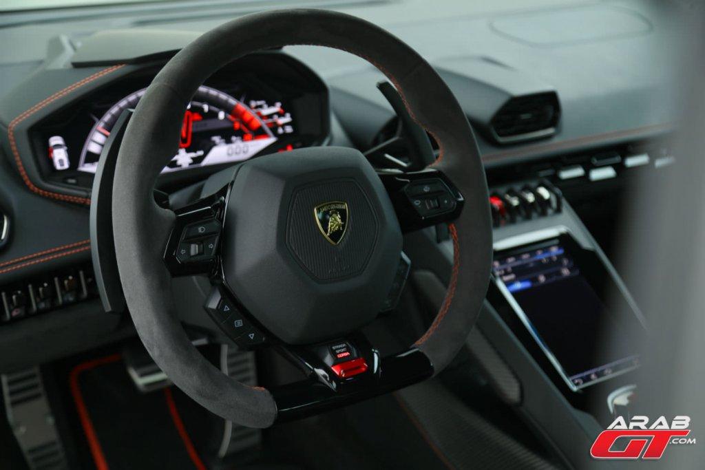 مقود لامبورجيني هوراكان ايفو 2020
