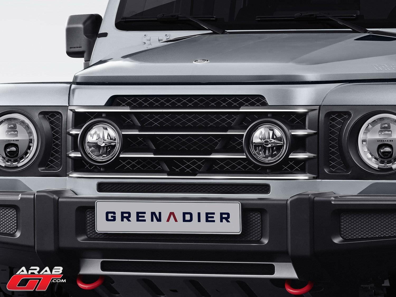 جرينادير سيارة دفع رباعي جديدة تنافس صناع سيارات الطرق الوعرة (3)