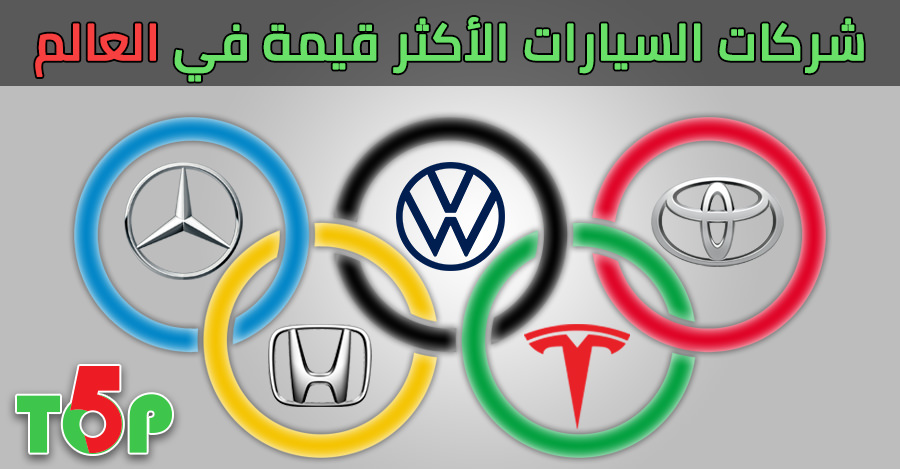 ما هي أكبر شركة سيارات في العالم ؟