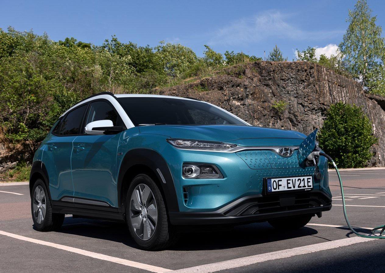 هيونداي كونا 2020 سيارة كهربائية