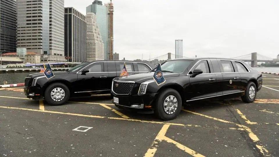 الوحش سيارة الرئاسة الأمريكية