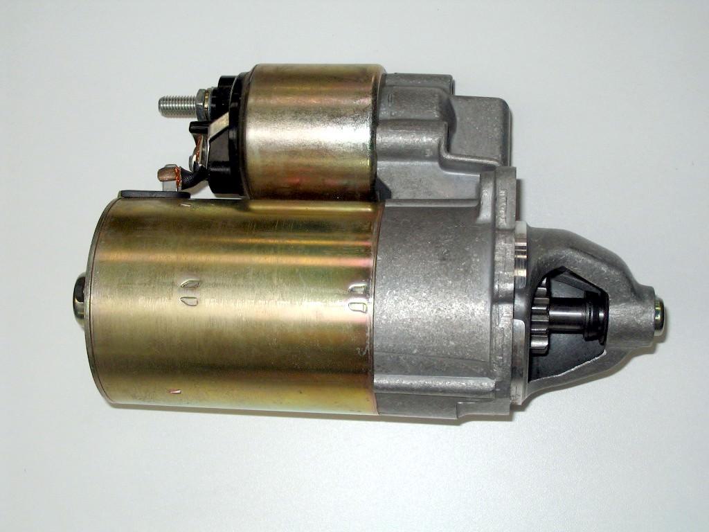 ستارتر محرك الإشعال - نظام الإشعال