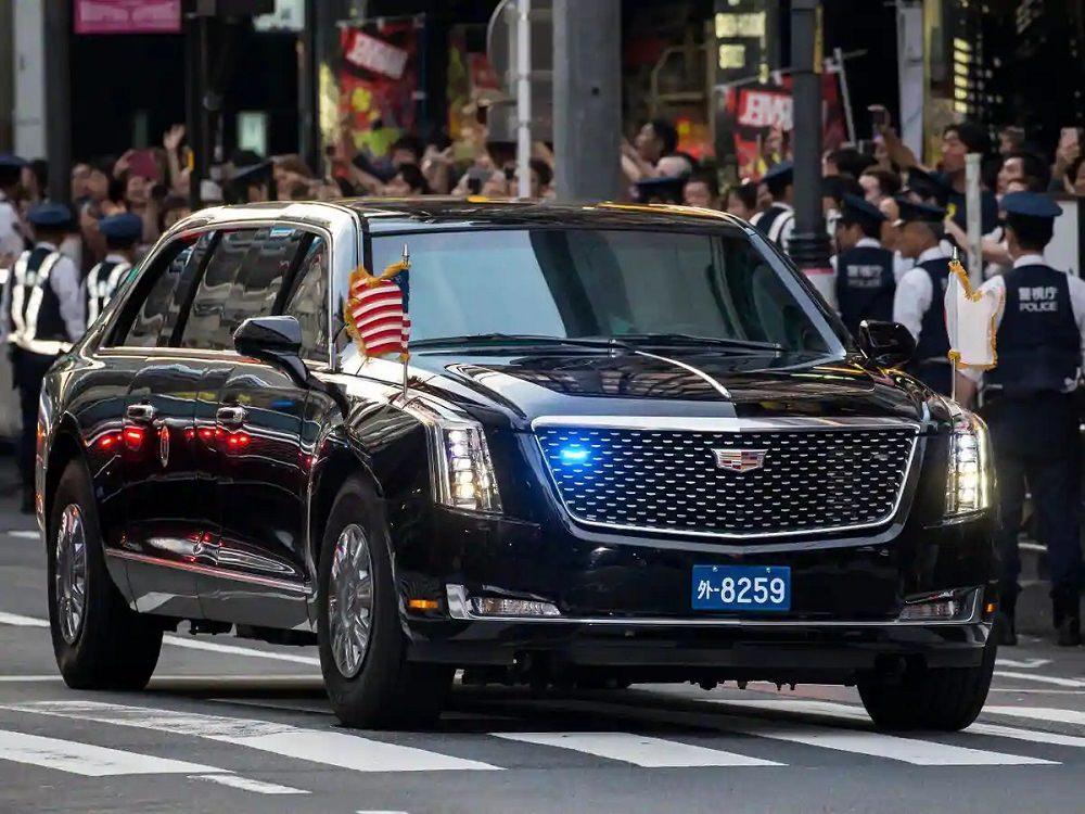سيارة رئس أمريكا