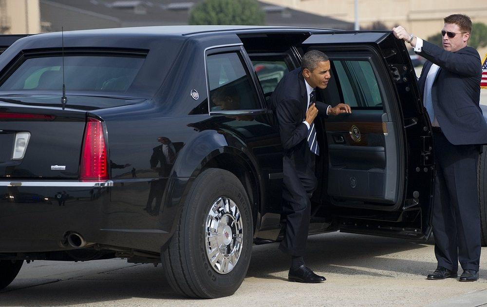 مواصفات سيارات الرئيس الأمريكي