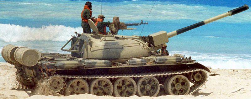 الدبابات المصرية رمسيس