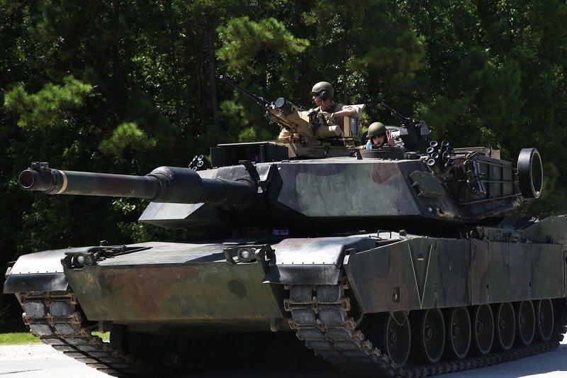 دبابات M1 Abrams
