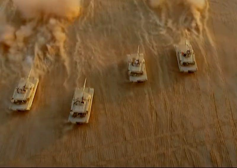 الدبابات الأمريكية تجميع مصر