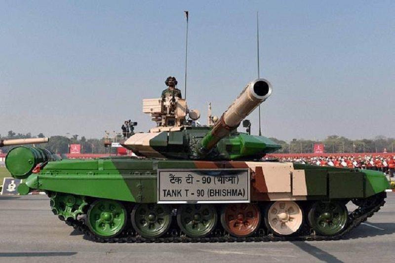 الدبابات الهندية
