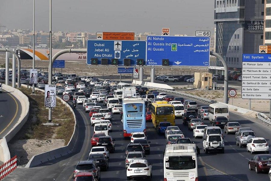 مبيعات السيارات في الإمارات